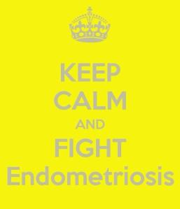 Keep calm and fight endo